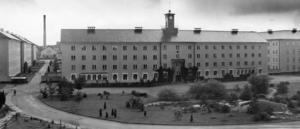 Beckomberga sjukhus lades ner 1995 som ett led i psykiatrireformen och utflyttningen från institutionerna. Sjukhuset var en gång ett av Europas största mentalsjukhus med 2 000 patienter.   Foto: Ragnhild Haarstad/TT