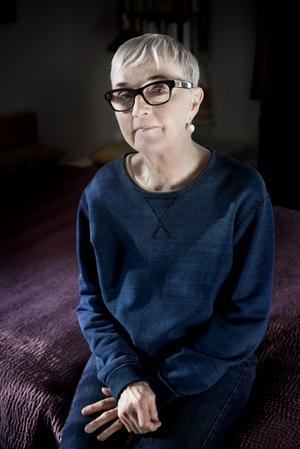Författaren Bodil Malmsten.