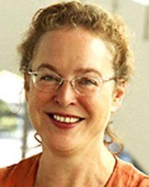 Professor Brigitte Mral, Örebro, forskar i retorik, både kvinnlig och manlig sådan.