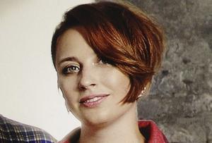 Tatiana Felgenhauer (foto Vitaly Ruvinsky, Ekho Moskvy via AP)