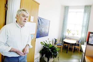 Lennart Wadensjö berättar att de får mycket skräppost, bland annat mejl om att köpa Viagra.