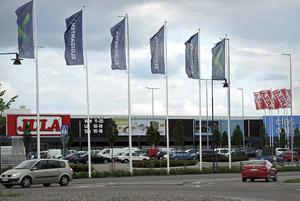 Handelsområdet Norra Backa får ny ägare.