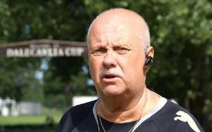 Cupgeneralen Björn Evaldsson basar även i år, och han tycker att konceptet fungerar bra. Därför blir det inga större ändringar i år mot tidigare år.FOTO: PER EKLUND