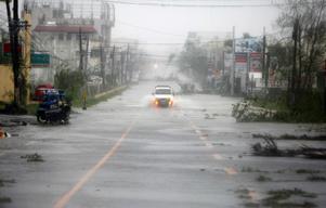 Tyfonen Megi orsakade stor förödelse på Filippinerna i oktober 2009.