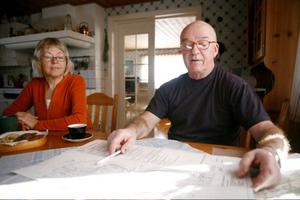 Vi har kämpat för det här i fem år. Nu hoppas vi på en lagändring, menar Birgitta och Ulf Johansson i Offne.