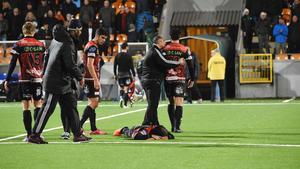 Södertälje FK åkte ur division ett i höstas - premiären i division två blev en blytung förlust.