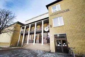 Polhemsskolan i Gävle.