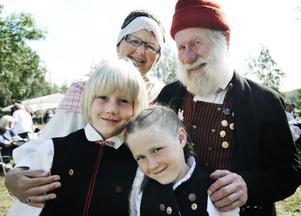 Ingemar Sund har svängt sina lurviga i hambodansen ända sedan 1965.