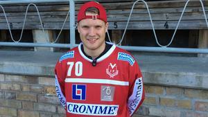 Jonas Thilen är Västanfors första allsvenska nyförvärv.