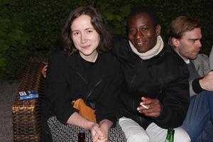 Sofie och Kibanbu