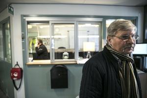 Per Lundqvist. Skyddsombud Keolis, tycker att kontantstoppet har fungerat bra under den dryga månad sedan stoppet infördes.