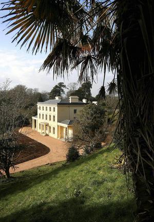 Agatha Christie kallade Greenway för den vackraste platsen på jorden.   Foto: Mark Passmore/National Trust/APTT