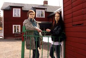 Hotet om konkurs för Föreningen Folkets hus i Ställdalen känns oroväckande tycker ordföranden Eva Landmark och Malin Lagerlöf ordförande i den fristående sektionen Ställdalsparkens arrangörer.