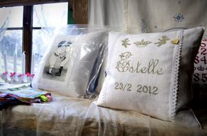 Estelle är på väg att bli ett modenamn.