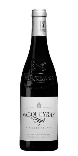 Vacqueyras Domaine Saint Roch Vieilles Vignes 2015