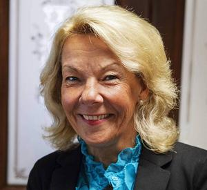 Anita Öberg, vd vid näringslivsbolaget i Sundsvall:   – Jag vill gratulera ST för den fantastiska utveckling man gått igenom. Tidningen betyder jättemycket för mig – det är den man ska läsa för att hänga med.