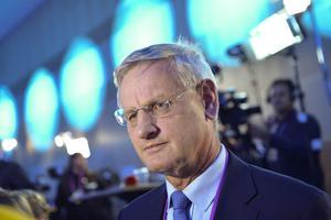 Carl Bildt som senior statsman.