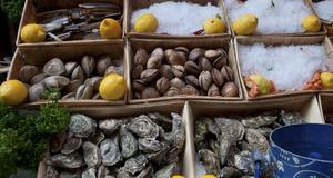 Bryssel kryllar av smaker och lukter och kvalitetsmedvetenheten är hög