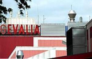 Kraft Foods har investerat upp till åtta miljoner i ett projekt med ett nytt kontrollrum på Gevaliarosteriet. Foto: NICK BLACKMON