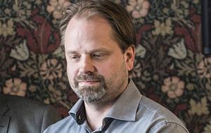 Patrik Frisk grundade skivbolaget.