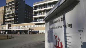 Västmanlands sjukhus i Köping.