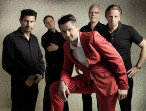 BB & the Blues Shacks kommer från Hildesheim utanför Hannover i Tyskland. På lördag spelar de på Bluesfestivalen i Östersund.