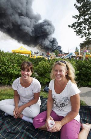 Brand i Fyndlagret. Petra Wackeroth, Tina Bjarneskär