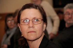 Malin Ruthström har inte kunnat flytta några av de boende på Björkbacken.