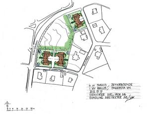 Om intresset finns för seniorboenden i Fagersta vill man bygga så här.