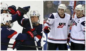 USA:s hockeydamer bojkottar VM. Nu kan landets herrar göra samma sak.