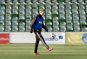Daniel Andersson är tillbaka i Selånger.