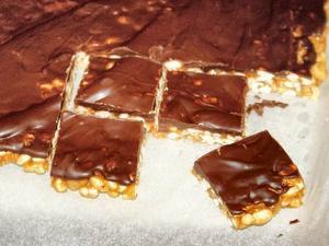 Hemmagjord Snickers är hur gott som helst!