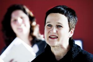 Anna Thelin. Producenten bakom Gävlesuccén Teaterbiennalen.