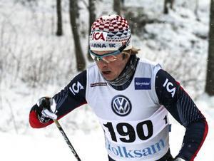 Lars Nelson, Åsarna, kan se tillbaka på ett mycket starkt SM.