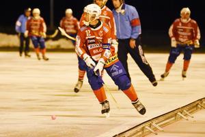 Västanfors lagkapten Fredrik Andersson
