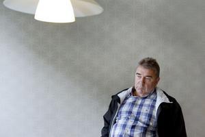 """Okej uppgörelse. """"Nöjd blir man aldrig, säger fackordföranden Bengt Larsson som dock är till freds med uppgörelsen."""