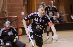 Andreas Cajander. Foto: Mikael Stenkvist