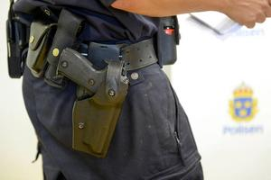 Ledartexten om hur Staten sagt upp pensionsavtalet för 100 000 statsanställda, däribland poliser och officerare, blev september månads mest engagerande ledare med 3091 interaktioner.