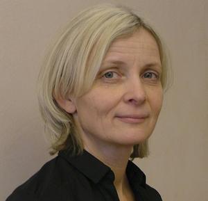 Åsa Myhrberg, ekonomichef på Bollnäs kommun.