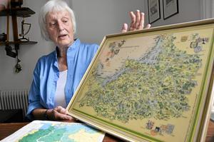 Ostpreussen. På torsdag kommer Norabon Sabine Engström att kåsera och berätta om Ostpreussen med hennes födelsestad Tilsit.