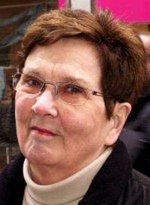 Sonja Gustafsson, 74 år, Östersund:– Nej. Det ska heta Folkets hus, det har det alltid gjort. Event. Varför ska man blanda in engelska i svenskan?