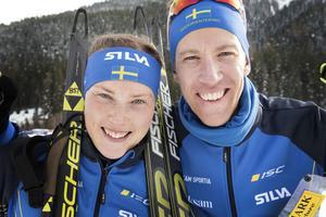 Tove Alexandersson och Erik Rost.