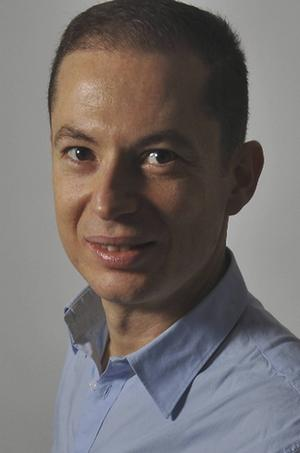 Yair Sapir är en av många forskare som kämpar för älvdalska språkets erkännande och överlevnad.