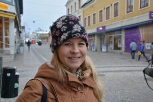 Carolin Johansson, Bonäset:– I år blir det inget speciellt. Både sambon och dottern är sjuka.