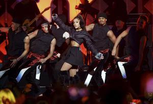 Ariana Grande överväger att ställa in resterande stopp på sin turné, skriver TMZ. Arkivbild.