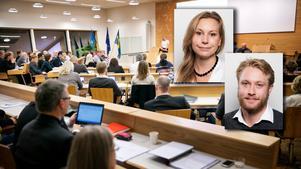 Lars Greger (MP) tar över efter Emilia Correia Pettersson (MP) som vice ordförande i kommunefullmäktige.