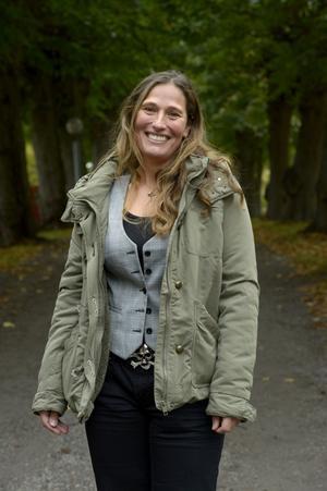 Jenny Mauritzsson.