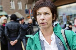– Lite skrämmande att så enkla saker ställer till det, konstaterade Carina Zetterström (C) efter en förmiddag i rullstol.