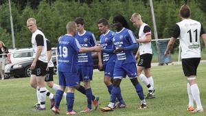 3-1 van Fagersta Södra med mot Kolsva IF.
