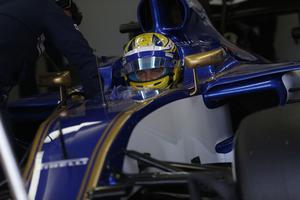 Marcus Ericsson har två halvdagar kvar i bilen under testerna i Barcelona. Och han är ännu inte nöjd med balans och körbarhet. Om ett par veckor är det säsongspremiär i Melbourne.